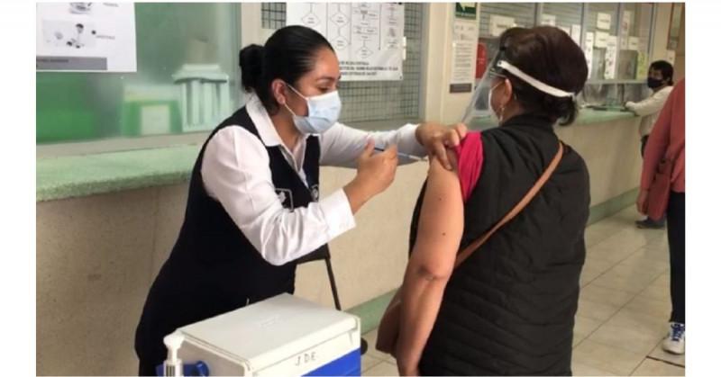 México iniciará el 3 de noviembre vacunación contra la influenza 2021-2022