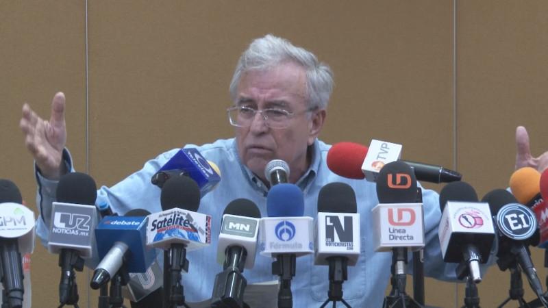 Ríos Estavillo dejará la Fiscalía, por acuerdo: Rocha Moya