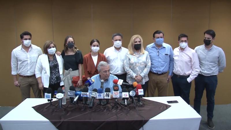 Iniciativa Sinaloa no conoce la trayectoria de todos los integrantes de Equipo de Transición