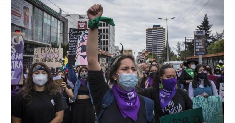 Este domingo marcharán en 61 ciudades mexicanas por la vida digna de las mujeres