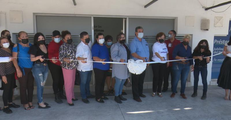 Inauguran oficinas de la Comisión estatal de atención integral a víctimas en Los Mochis