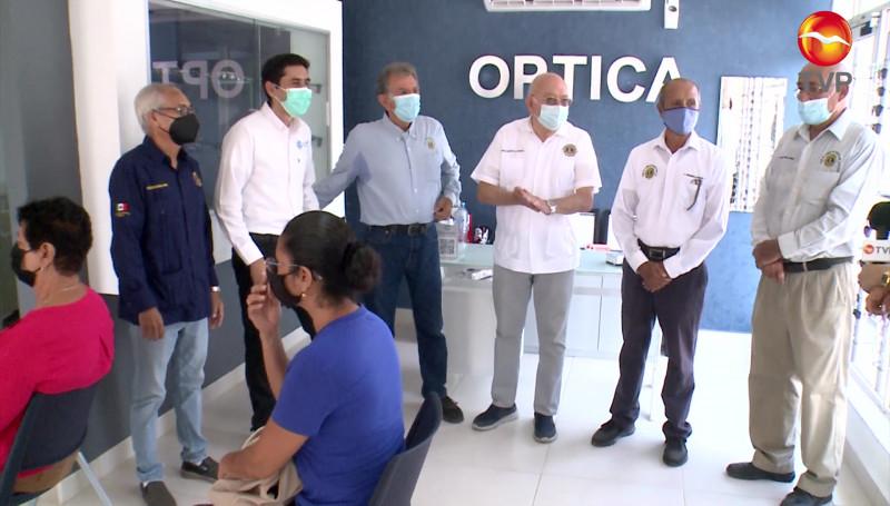 Club de Leones de Mazatlán y Clínica terminan campaña de cirugías de cataras