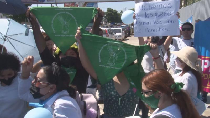 Despenalizar el aborto es una realidad en Sinaloa: Imelda Castro