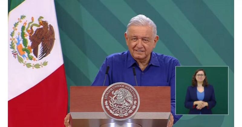 """López Obrador defiende reforma eléctrica para evitar """"lo que pasa en España"""""""