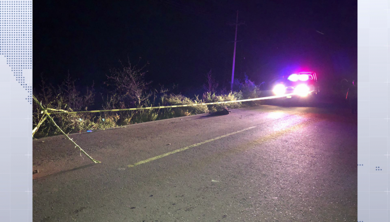 Automóvil fantasma embiste a ciclista y muere