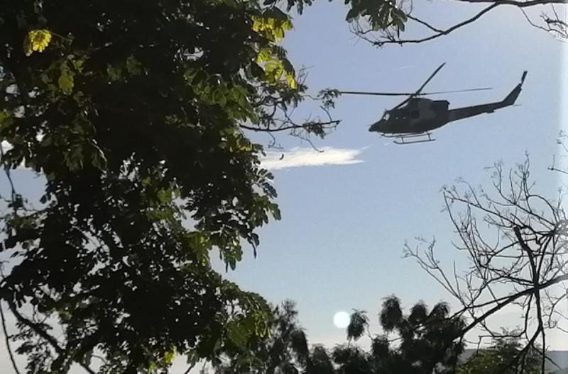 Se accidentan militares en la sierra de Durango