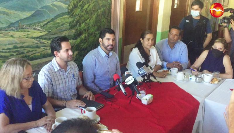 Diputado Juan Carlos Patrón inaugura oficinas de gestoría