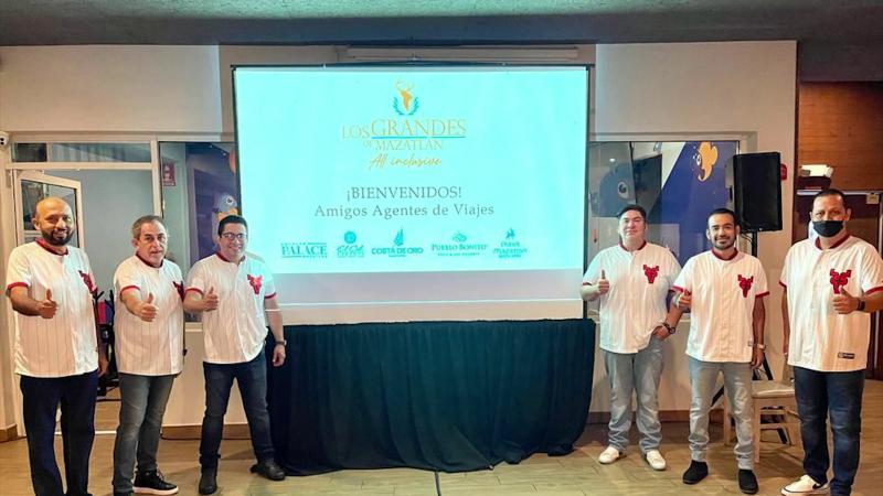 460 agencias de viajes acuden al llamado de Mazatlán