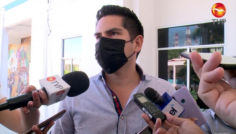 La Dirección de Obras Públicas en Mazatlán que atiende el problema de baches