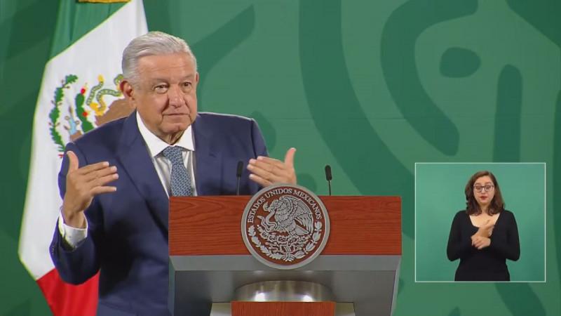 A finales de año  AMLO realizara sorteo de terreno en Sinaloa