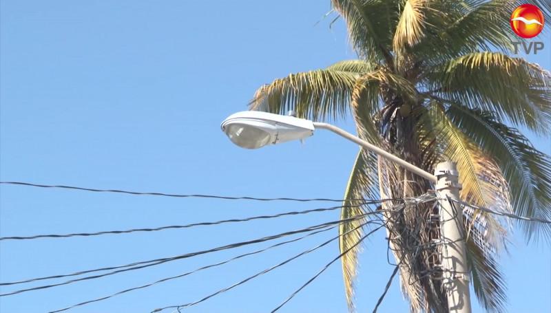 Desperfectos en luminarias, los reportes que más recibe Atención Ciudadana