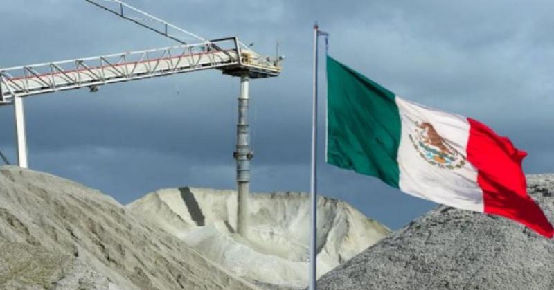 México no dará concesiones para explotar litio, advierte López Obrador
