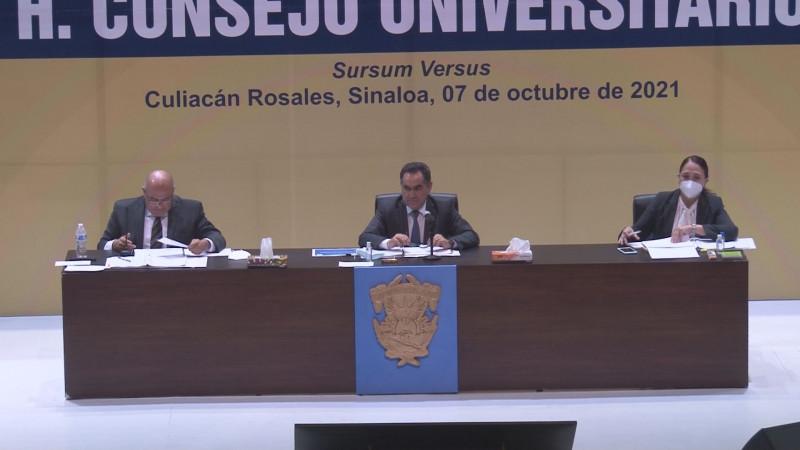 Rocha Moya y Gobierno Federal apoyará a la UAS para el cierre del 2021