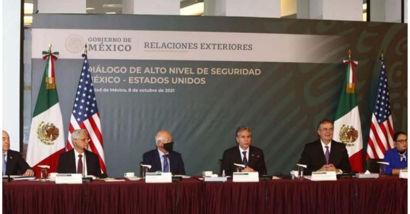 """México y EEUU anuncian el """"Entendimiento Bicentenario"""" contra el crimen organizado"""