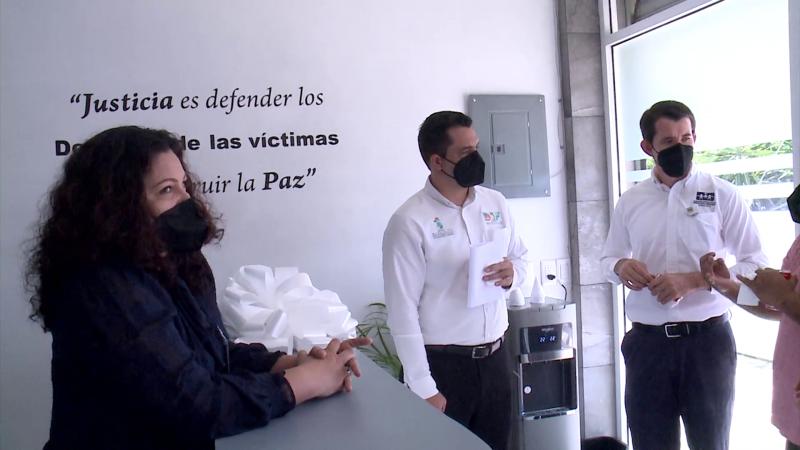 Abren oficina para atención a victimas de delito en Mazatlán