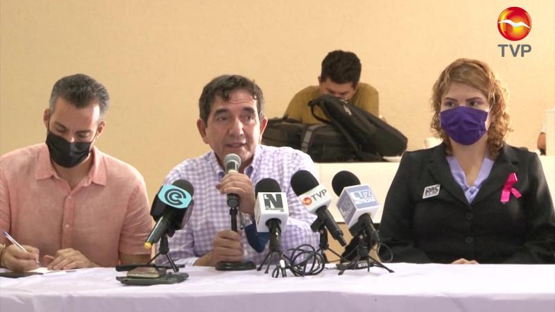 Asegura Héctor Melesio Cuen, que Sinaloa no se encuentra todavía en un semáforo verde epidemiológico.