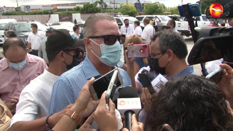 Gobernador Quirino se va satisfecho con el trabajo realizado durante su administración