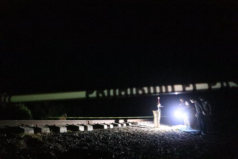Una persona de oficio pastor es atropellado por el ferrocarril