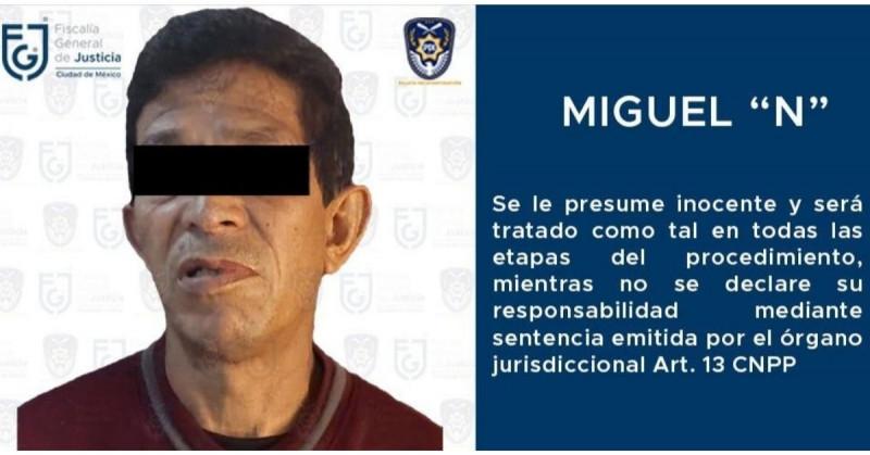 Arrestan a violador serial en la CDMX que habría abusado de 27 mujeres