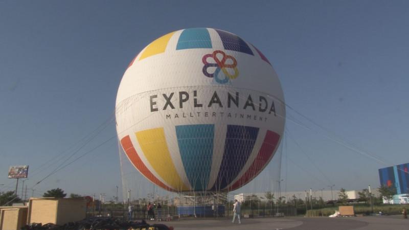 Próximamente podrás volar en un globo aerostático en Culiacán