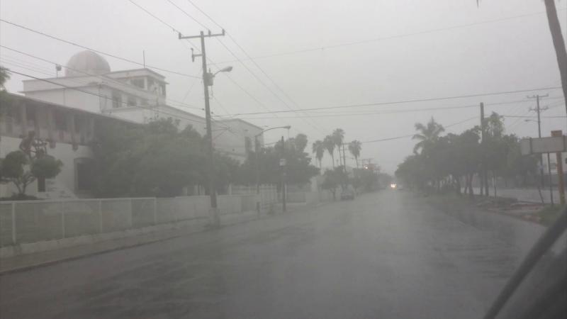 Es inminente la llegada del Huracán a Mazatlán: Alcalde