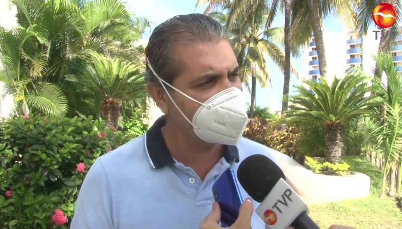 """Jurisdicción Sanitaria 5 ya fumiga refugios temporales, ante el inminente impacto de """"Pamela"""""""