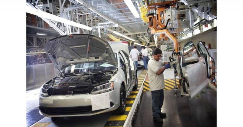 La producción industrial en México creció un 9.4 % interanual entre enero y agosto de 2021