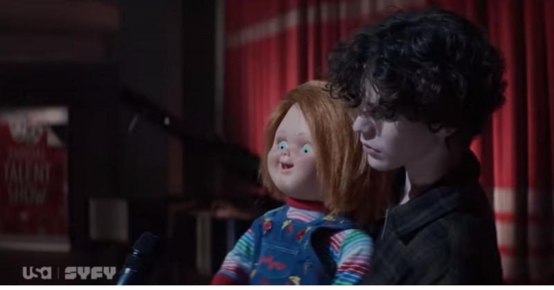 """""""Chuky"""" el muñeco diabólico regresa en serie de Tv"""