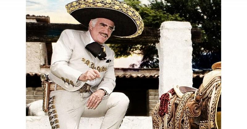 Reportan muerte cerebral de Vicente Fernández