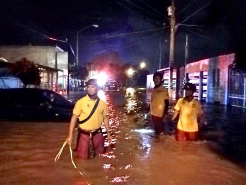 Pamela toca tierra en San Ignacio, Mazatlán y Elota