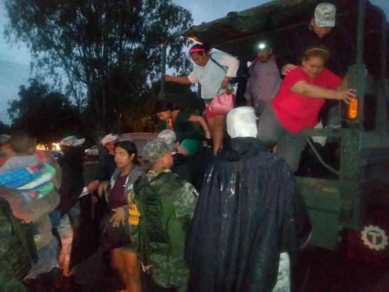 Ejercito Mexicano activa PLAN DN-III-E  en el Estado de Sinaloa.