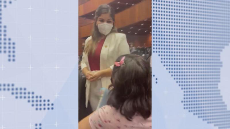 MORENA atiende problema de desabasto de medicinas: Meray Villegas