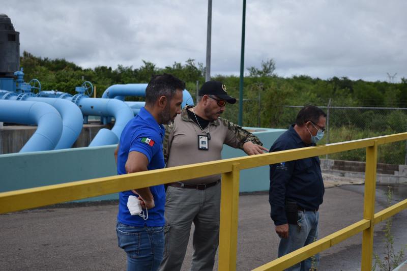 Abasto de agua potable se restablecerá por la tarde en Mazatlán