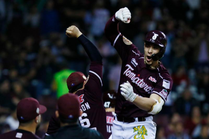 Joey Meneses espera ganar el campeonato con Tomateros