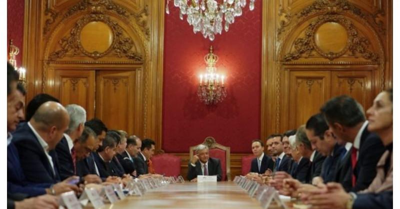 Los gobernadores que salgan este año serán nombrados embajadores de México en otros países