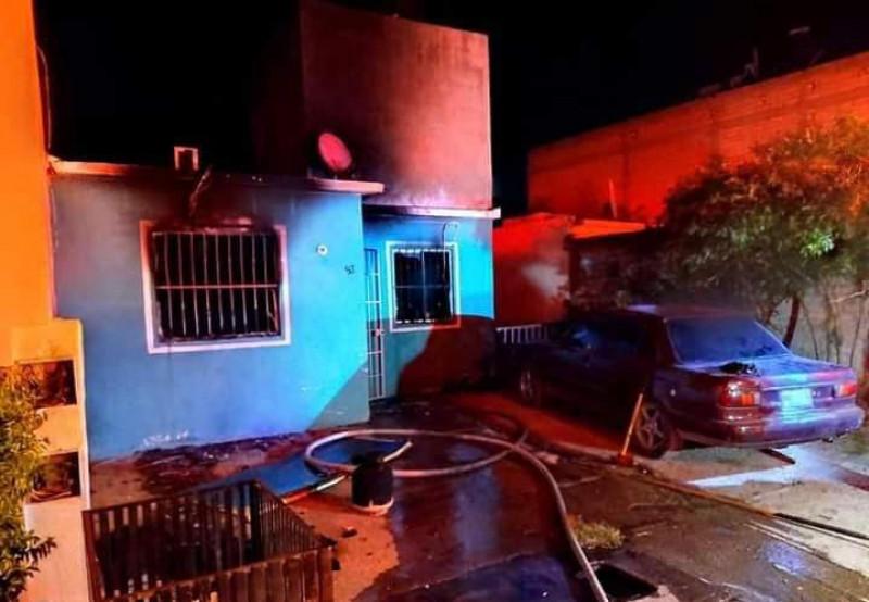 Fallece mujer a la que su esposo la roció de gasolina y prendió fuego