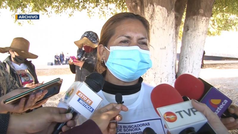 Da Buscadora amenazada y resguardada en México voto de confianza a gobierno tras huelga de hambre