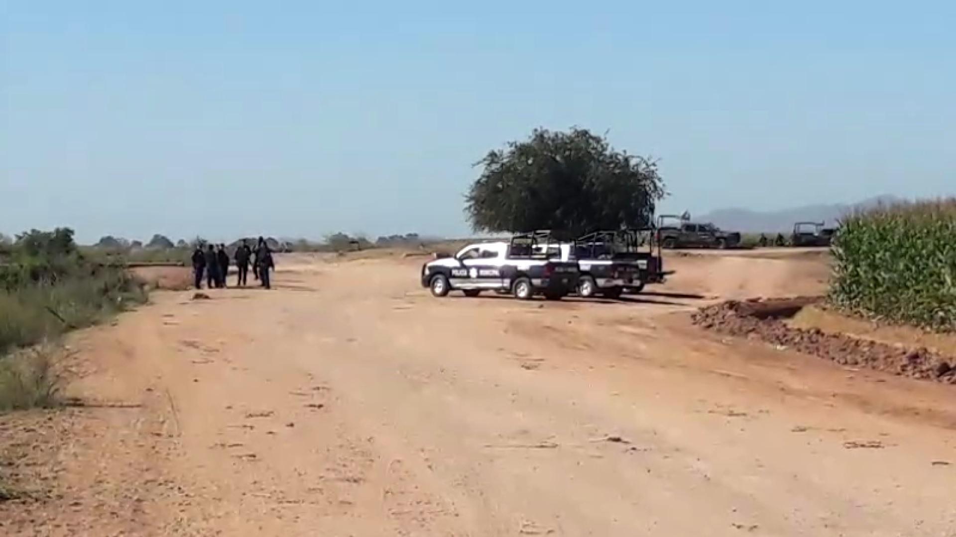 Ejército y hombres armados se enfrentan en Sinaloa