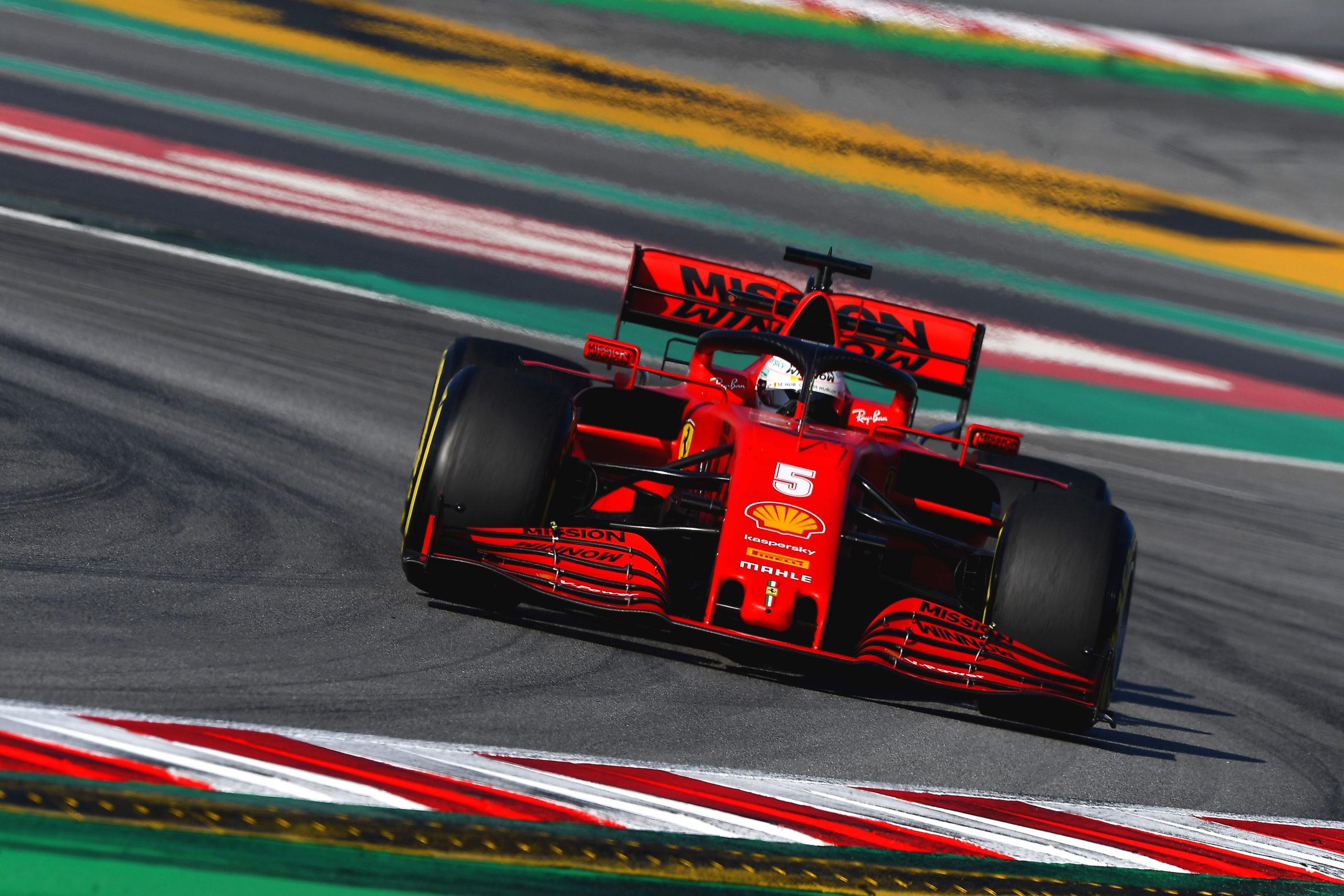 Ferrari nunca intento renovar a Vettel | Deportes | Noticias