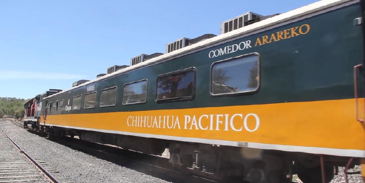 GMXT inaugura el Chepe Express en Chihuahua