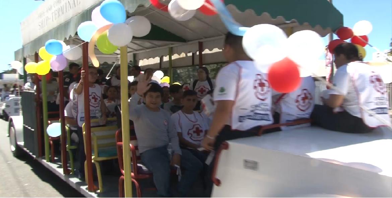 Entrega Pavlovich cuatro ambulancias a Cruz Roja