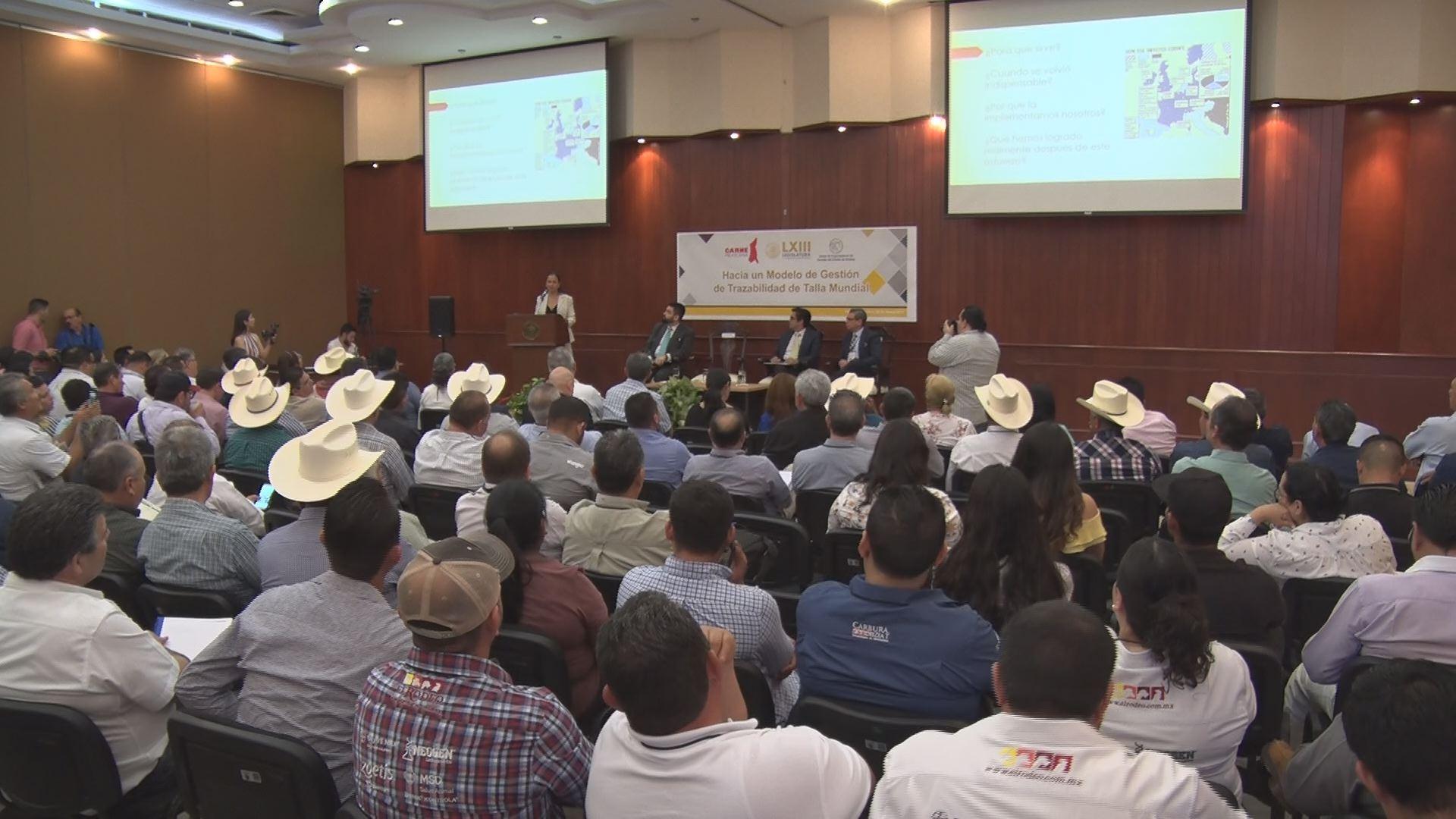 Realizan Foro para mejorar la trazabilidad del ganado bovino de Sinaloa