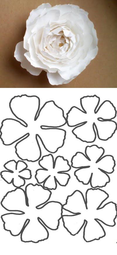 Como Hacer Flores De Papel Gigantes Para Eventos Lo Mas Visto En
