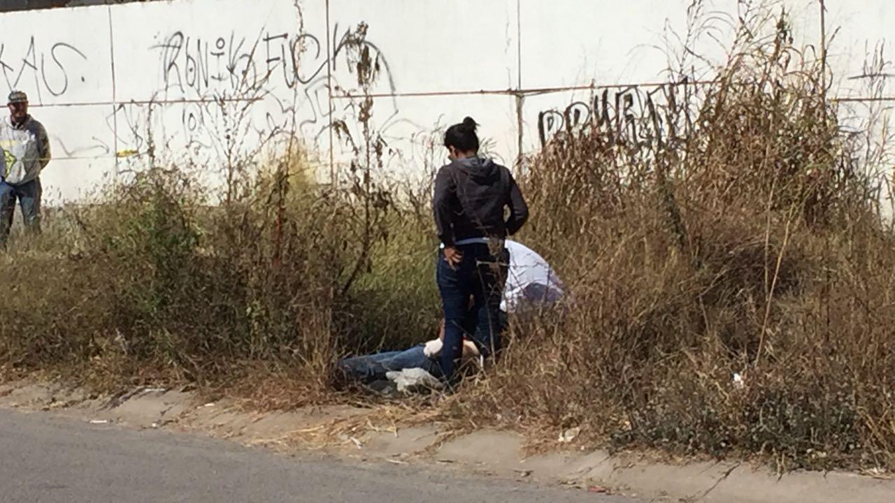 Localizan cuerpo sin vida de mujer en bulevar José María Velazco