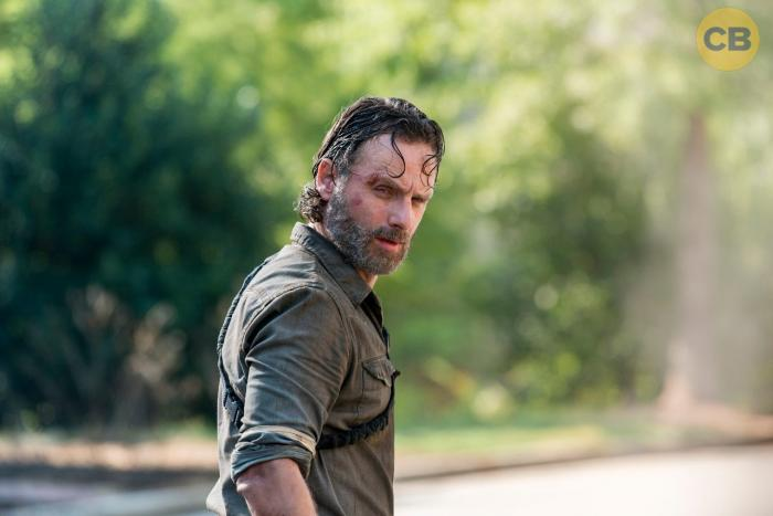 The Walking Dead tendrá a su primer walker desnudo