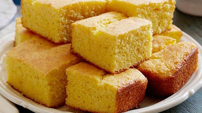 Cómo preparar pan de elote fácil
