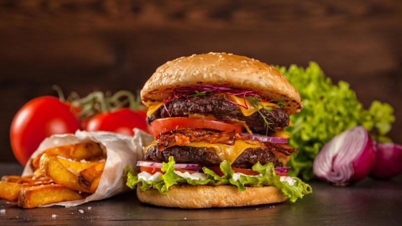 Receta de hamburguesas al carbón