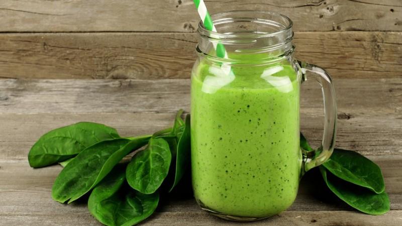 Cómo se hace el jugo verde