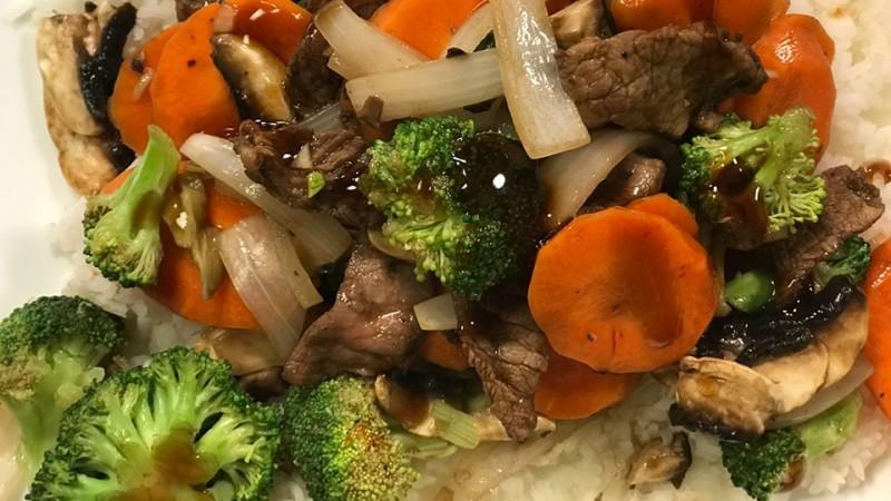 Cómo hacer brócoli con carne