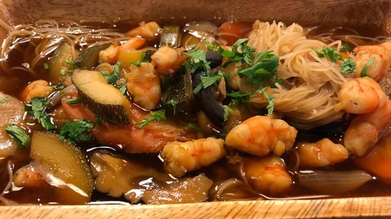 Cómo se hace la sopa udon